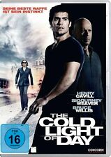 DVD - The Cold Light of Day (Henry Cavill, Bruce Willis) / #7949