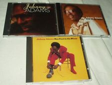 LOT of JOHNNY ADAMS Rounder CD's New Orleans Soul Jazz Vocal R&B Blues