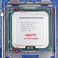 Intel Xeon E5462 2.8GHz LGA775 Quad-Core Processor (no adapter) + thermal paste