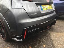 GENUINE HONDA CIVIC TYPE R REAR BUMPER COVER 2015-2016 *ALL TYPE R COLOURS AVAIL