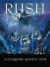 Rush: Clockwork Angels Tour (Blu-ray Disc, 2013)