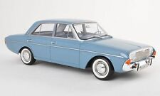 BoS 1965 Ford Taunus 20M (P5) Light Blue 1:18 Scale LE 1000 Rare Find*New Item!