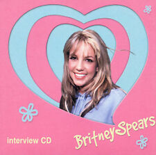 The Interview [UK] by Britney Spears (CD, Aug-2000, Griffin)