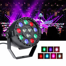 ALIGHT 12*1W RGBW Auto / Sound Active DMX512 LED Mini DI Bar Stage Parcan Light