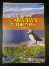 The Great Canadian Wilderness: The Wild Shore (DVD*Reader's Digest)