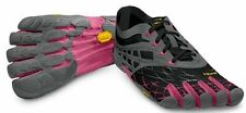 Vibram FiveFingers Seeya LS 13W3808, Sz 38, Blk/Grey/Rose, 50% Off, FREE US SHIP