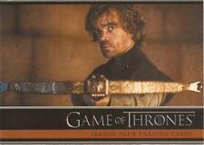 "Game of Thrones Season 4 - P1 Promo Card ""Tyrion Lannister"""