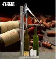 New Manual Hand Pressure Corker Cork Wine Bottle Corking Inserting Stopper Tools