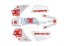 DC GRAPHICS DECAL STICKERS 3M YAMAHA PW50 PW 50 M DE40