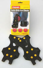 Maxim Anti Slip Shoe Grips Ice Cleats Spikes & Snow Gripper Size M (UK 5-7) #32