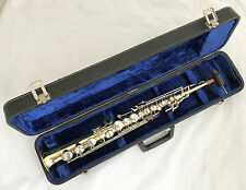 "1950's Buffet Crampon ""EVETTE"" Soprano Saxophone No.53837 Including Case"