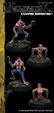 Malifaux - Outcasts: Steampunk Abominations 1 WYR5021