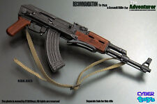 Cyber Toys 1/6 Scale AKS Assault Rifle For Hot Toys Body Custom Kitbashing
