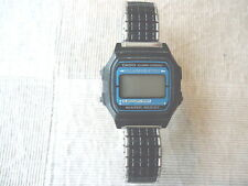 "Vintage Casio Alarm Chrono Water Resistant Watch "" AWESOME COLLECTABLE WATCH """
