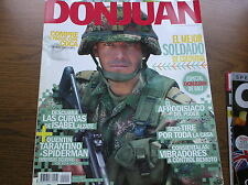 DON JUAN magazine  may 2007 ( spanish ),Las Curves de ISABEL Alzate,194 pgs A5,