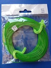 Fly Line WF 5F * Fly Fishing Weight Forward Floating 5wt * Green * Brand New
