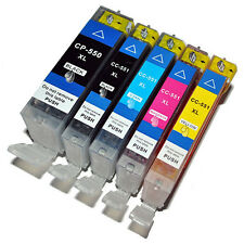 PGI550XL CLI551XL Multipack 5 Ink Cartridge Set For Canon Pixma MG5650 Non OEM