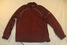 "Adidas ""Climaproof Storm"" Meshlined Track jacket men's size XL"