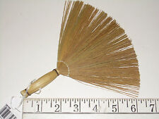 "WHOLESALE LOT of 12 MINI 6"" Natural BAGUIO BROOMS WICCA CRAFTS  Free US Ship"