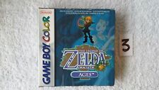 NINTENDO GAME BOY - ZELDA ORACLE OF AGES  (BOXED 3)