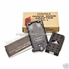 Contax 645 Quick Shoe Adapter AT-1 - PROTECT YOUR RIG - EXCELLENT & BOXED!!!