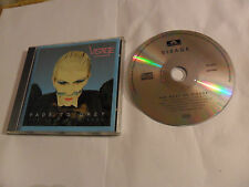 VISAGE - Fade to Grey/The Best (CD 1993)