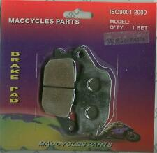 Honda Disc Brake Pads CB400/CB400A/CB400S/CB400SA 2004-2014 Rear (1 set)
