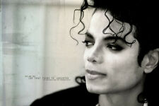 Michael Jackson Quotes SILK POSTER 13x19