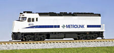 KATO 1769005 Metrolink #800 EMD F40PH Diesel N Scale 176-9005 - NEW