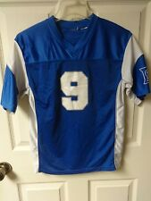 Vintage NCAA Duke Blue Devils # 9 Football Jersey Youth Large