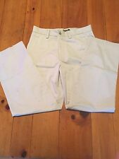 Dockers Mens Pants Size 30 x 30 Khakis Chino Beige Polo