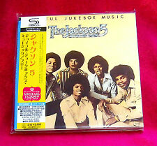 JACKSON 5 JOYFUL JUKEBOX MUSIC BOOGIE JAPAN SHM MINI LP CD NEW OOP UICY-94297