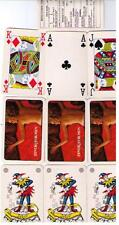 """""""ZENDIQ FOR MEN"""" PLAYING CARDS ~ BRIDGE CARDS ~ NUDE WOMAN PLAYING CARDS."""