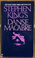 DANSE MACABRE by Stephen King (1983) Berkley pb