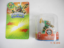 Skylanders Lot of 2 Figures Quick Draw rattle snake/ Jade Fire Kraken