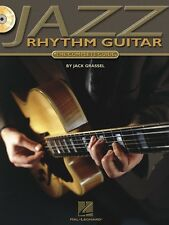 Jazz Rhythm Guitar - The Complete Guide Guitar Educational Book and CD 000695654
