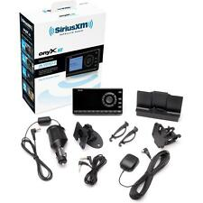 NEW XM Onyx EZ XEZ1V1 Satellite Radio w/ Vehicle Car Kit XEZ1