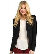 New Women's Gabriella Rocha Brine Blazer Jacket- Taupe (Size Medium)