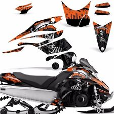 Decal Graphic Kit Yamaha FX Nytro Parts Sled Snowmobile Wrap Decals 08-14 REAP O