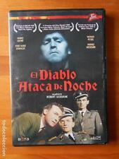 DVD EL DIABLO ATACA DE NOCHE - ROBERT SIODMAK (R4)