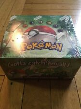 VERY RARE POKEMON BOOSTER BOX JUNGLE ENGLISH 36 PACK FACTORY SEALED NEW