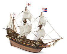OcCre GOLDEN HIND Wood Model Ship Kit