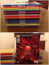 Tutto Rat-Man collection #11 seconda edizione raro Ratman esaurito!