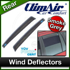 CLIMAIR Car Wind Deflectors VOLKSWAGEN VW POLO 4 Door 2003 ... 2008 2009 REAR