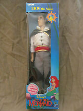 BRAND NEW DISNEY'S ARIEL THE LITTLE MERMAID TYCO ERIC THE SAILOR DOLL 1805