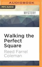 Moe Prager: Walking the Perfect Square by Reed Farrel Coleman (2016, MP3 CD,...