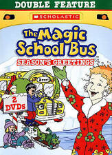 The Magic School Bus: Season's Greetings (DVD, 2014, 2-Disc Set)