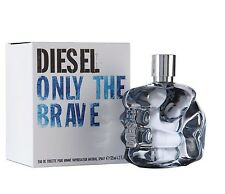 Diesel Only The Brave for Men 125ml Eau De Toilette Pour Homme Spray Brand New