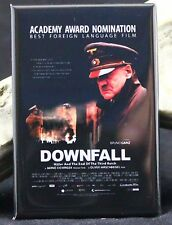 "Downfall Movie Poster 2"" X 3"" Fridge / Locker Magnet."