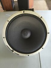 "Pioneer 30-08F-4 12"" Alnico Magnet Woofer Pulled From Pioneer CS -53 Speakers"